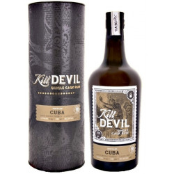 Hunter Laing Kill Devil Cuba Single Cask Rum 18yo 0,7L