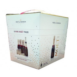 Moët & Chandon Impérial Share Mini Pack 6x0,2L