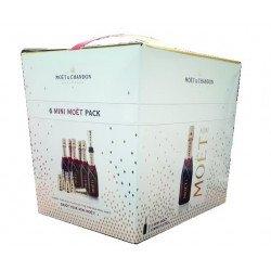 Moët & Chandon Impérial Share Mini Pack 6x0,2L