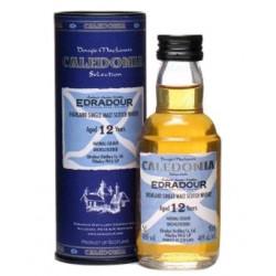 Edradour Caledonia Whisky 12yo 0,05L