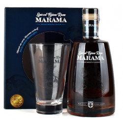 Marama Fijian Spiced Rum 0,7L