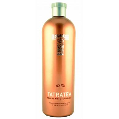 Tatra Tea Peach & White Tea Liqueur 0,7L
