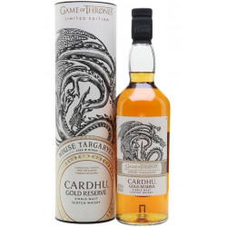 Cardu House Targaryen Game Of Thrones Single Malt Whisky 0,7L