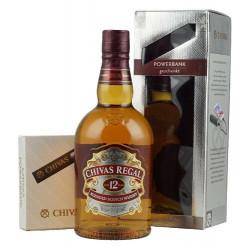 Chivas Regal Blended Scotch Whisky 12yo 0,7L