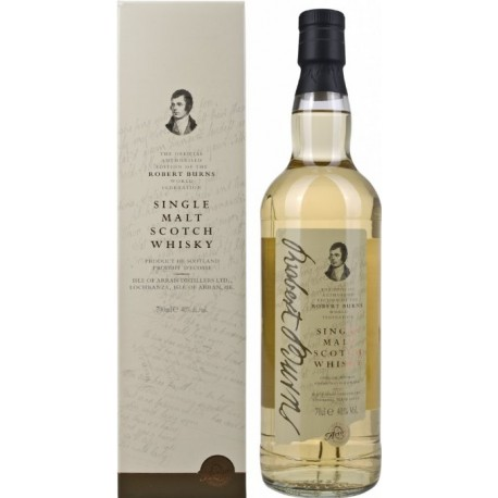 Arran Robert Burns Whisky 5 let 0,7L