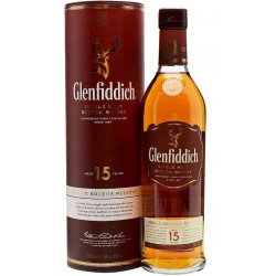 Glenfiddich Unique Solera Reserve Whisky 15yo 0,7L