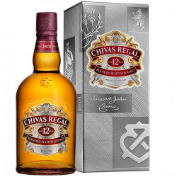 Chivas Regal Blended Scotch Whisky 12yo 0,7L