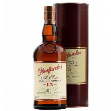 Glenfarclas Whisky 15yo 0,7L