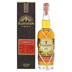 Plantation Jamaica Vintage Edition 2005/2018 0,7L