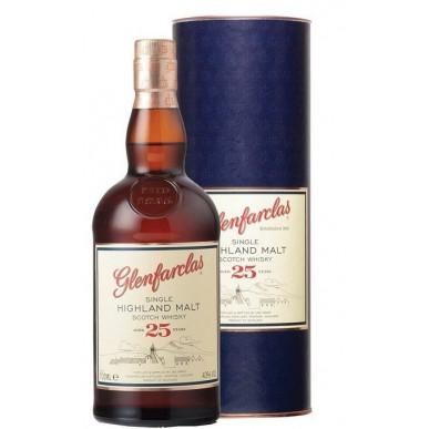 Glenfarclas Whisky 25yo 0,7L