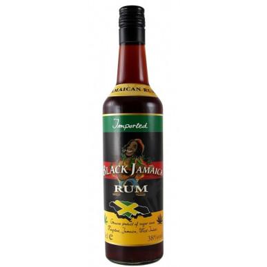 Black Jamaica Rum 0,7L