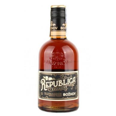 Božkov Republica Exclusive 0,5L