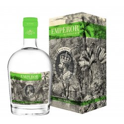 Emperor LILY WHITE Mauritian Rum 0,7L