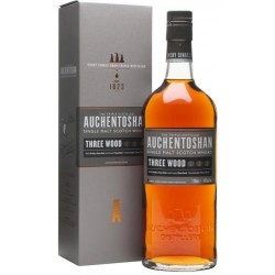 Auchentoshan Three Wood Whisky 0,7L