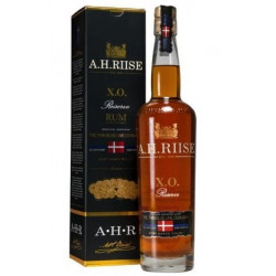 A.H.Riise XO Thin Blue Label Rum 0,7L