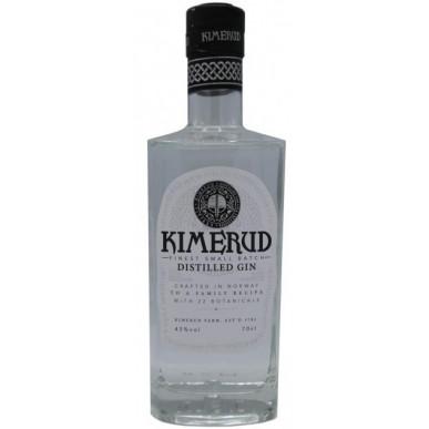 Kimerud Norway Craft Distilled Gin 0,7L