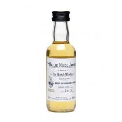 Bailie Nicol Jarvie Whisky 0,05L