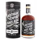 Austrian Empire Solera Navy Rum 21 let 0,7L