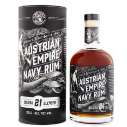Austrian Empire Solera Navy Rum 21 let 0,7L