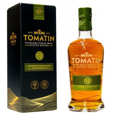 Tomatin Whisky 12yo 1L