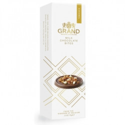 Grand Bites - mléčné s karamelem 60g