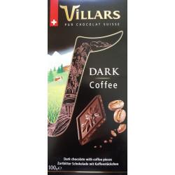 Villars Dark Coffee 100g