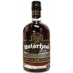 Motorhead Premium Dark Rum 0,7L