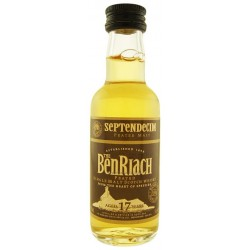 BenRiach Septendecim Whisky 17 let 0,05L