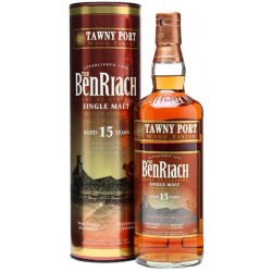 BenRiach Tawny Port Finish Whisky 15 let 0,7L