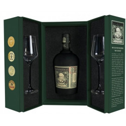 Diplomático Reserva Exclusiva Perfect Ritual Pack Rum 0,7L