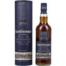 GlenDronach Allardice Oloroso Sherry Cask Finish Whisky 18yo 0,7L