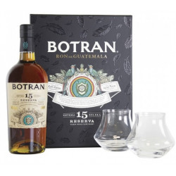 Ron Botran Reserva Solera Rum 15yo 0,7L