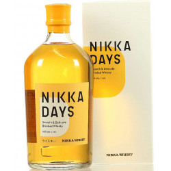 Nikka DAYS Smooth & Delicate Blended Whisky 0,7L