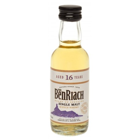 BenRiach Whisky 16 let 0,05L