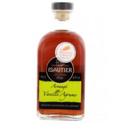 Isautier Arrangé Vanille Agrume Vangassaye Rum 0,5L