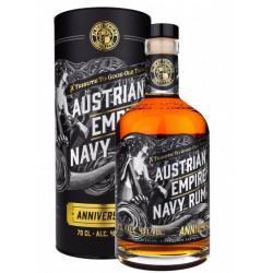 Austrian Empire Navy Anniversary Rum 0,7L