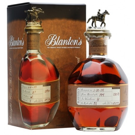 Blanton's Gold Edition Whiskey 0,7L