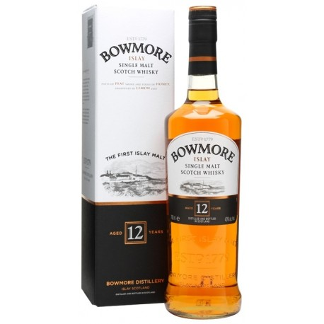 Bowmore Whisky 12 let 0,7L
