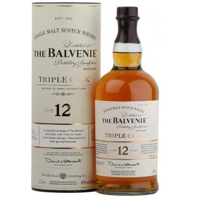 Balvenie Triple Cask Whisky 12yo 1L