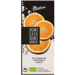 Meybona Dark - čokoláda s kousky pomeranče 100g