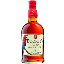 Doorly's Fine Old Rum 8yo 0,7L