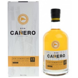 Ron Canero 12 Solera Ron Dominicano SAUTERNES CASK FINISH Rum 12yo 0,7L