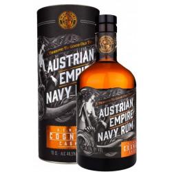 Austrian Empire Navy Reserve Cognac Double Cask Rum 0,7L