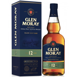Glen Moray Whisky 12yo 0,7L