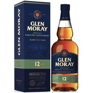 Glen Moray Whisky 12yo 0,7L