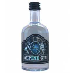 Lebensstern Alpine Gin 0,05L