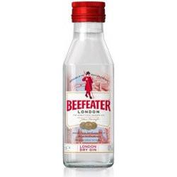 Beefeater London Dry Gin 0,05L (Plastová lahev)