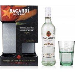 Bacardi Carta Blanca Superior White Rum 0,7L