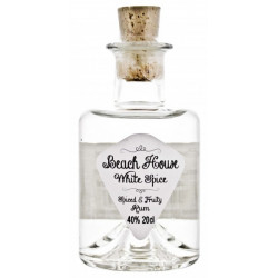 Beach House White Spice Rum 0,2L