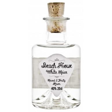 Beach House White Spice Rum 0,2L